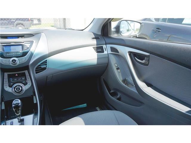 2013 Hyundai Elantra  (Stk: HN2175A) in Hamilton - Image 31 of 37