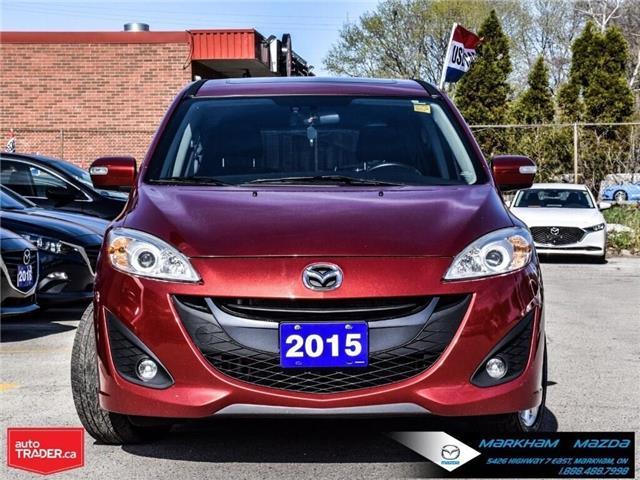 2015 Mazda Mazda5 GT (Stk: Q190465A) in Markham - Image 2 of 28