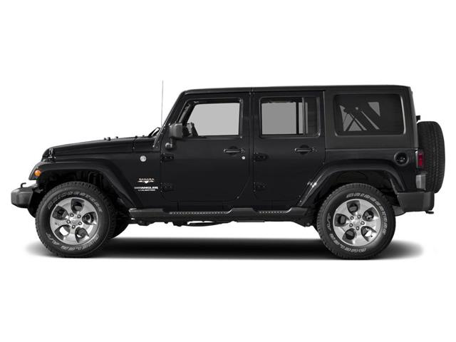 2017 Jeep Wrangler Unlimited Sahara (Stk: 170274) in Coquitlam - Image 2 of 9