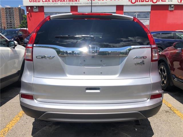 2016 Honda CR-V LX (Stk: 57477A) in Scarborough - Image 3 of 19