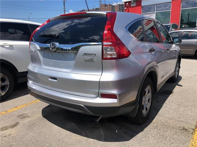 2016 Honda CR-V LX (Stk: 57477A) in Scarborough - Image 4 of 19