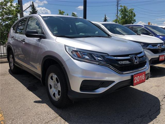 2016 Honda CR-V LX (Stk: 57477A) in Scarborough - Image 5 of 19