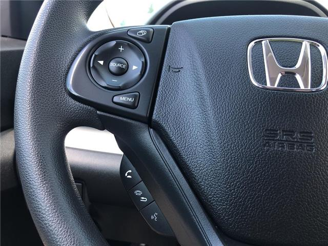 2016 Honda CR-V LX (Stk: 57477A) in Scarborough - Image 9 of 19