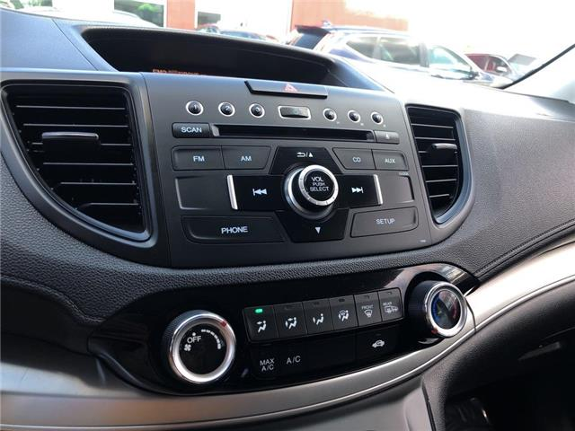 2016 Honda CR-V LX (Stk: 57477A) in Scarborough - Image 14 of 19