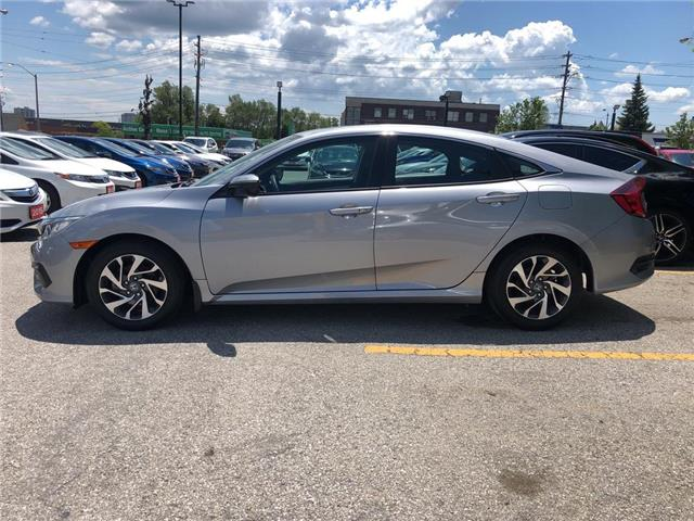 2016 Honda Civic EX (Stk: 58096A) in Scarborough - Image 2 of 21