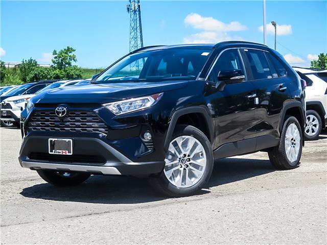 2019 Toyota RAV4 Limited (Stk: 95400) in Waterloo - Image 1 of 20