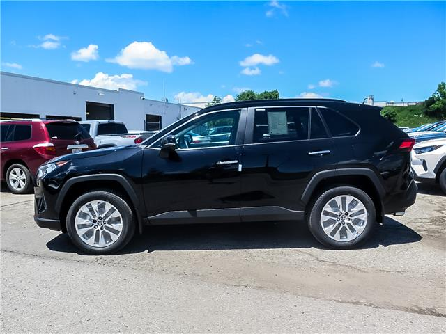 2019 Toyota RAV4 Limited (Stk: 95400) in Waterloo - Image 8 of 20