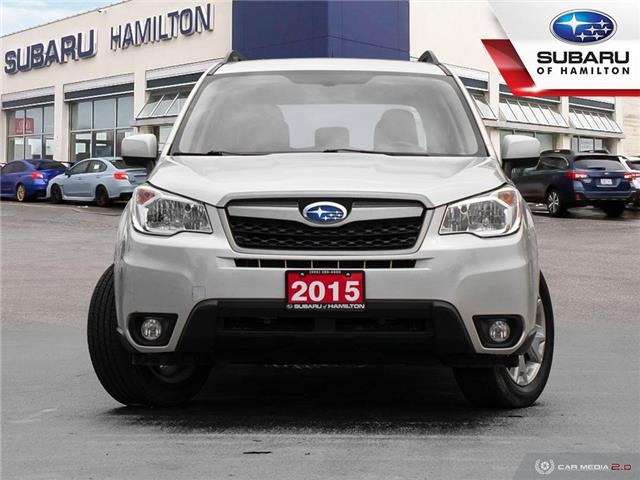 2015 Subaru Forester 2.5i Convenience Package (Stk: U1445) in Hamilton - Image 2 of 27