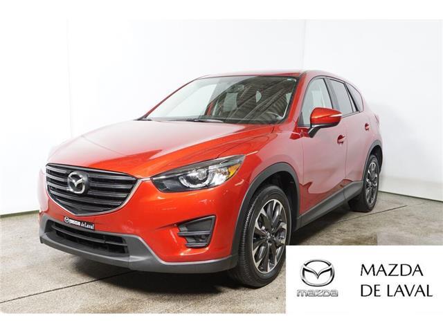 2016 Mazda CX-5 GT (Stk: U7221) in Laval - Image 1 of 27