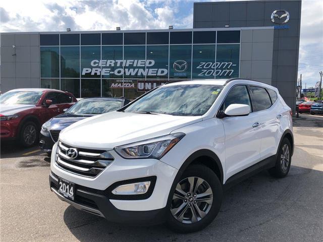 2014 Hyundai Santa Fe Sport  (Stk: P1891) in Toronto - Image 2 of 21