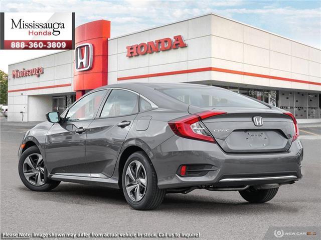 2019 Honda Civic LX (Stk: 326566) in Mississauga - Image 4 of 23