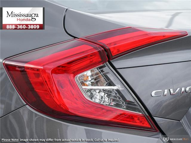 2019 Honda Civic LX (Stk: 326566) in Mississauga - Image 11 of 23