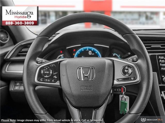 2019 Honda Civic LX (Stk: 326566) in Mississauga - Image 13 of 23