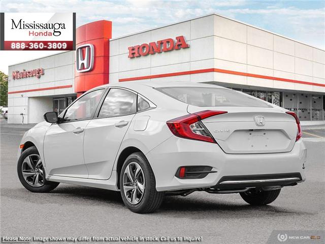 2019 Honda Civic LX (Stk: 326556) in Mississauga - Image 4 of 23