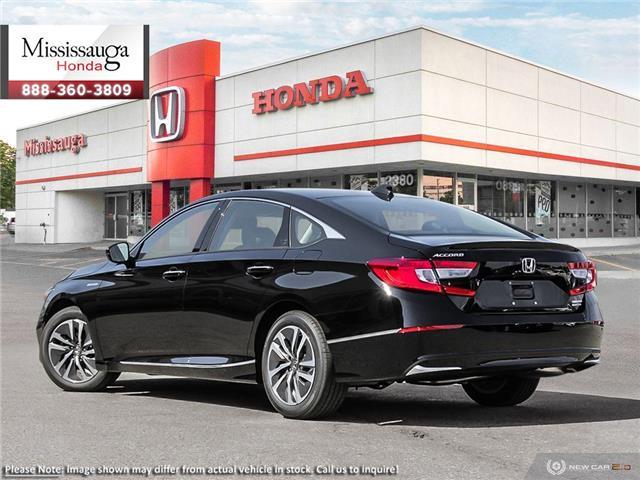 2019 Honda Accord Hybrid Touring (Stk: 326538) in Mississauga - Image 4 of 23