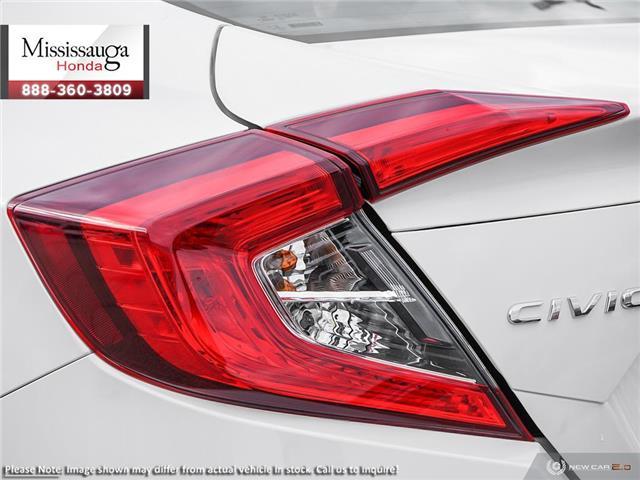 2019 Honda Civic LX (Stk: 326570) in Mississauga - Image 11 of 23