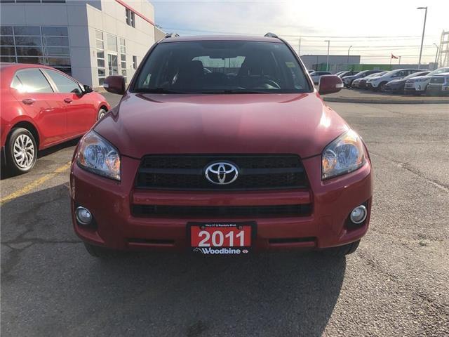 2011 Toyota RAV4 Sport (Stk: 8-1623A) in Etobicoke - Image 2 of 17