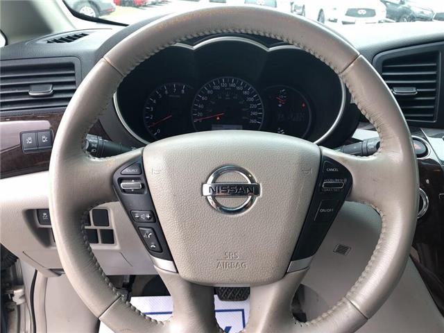 2011 Nissan Quest 3.5 SL (Stk: UI1193A) in Newmarket - Image 11 of 24
