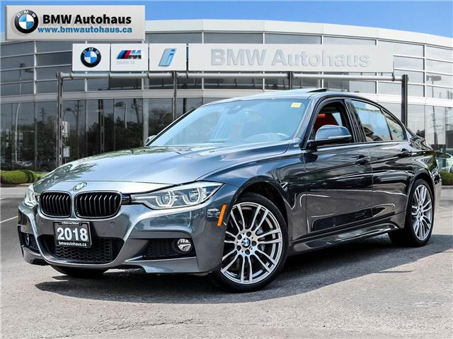 2018 BMW 330i xDrive (Stk: P8976) in Thornhill - Image 1 of 26