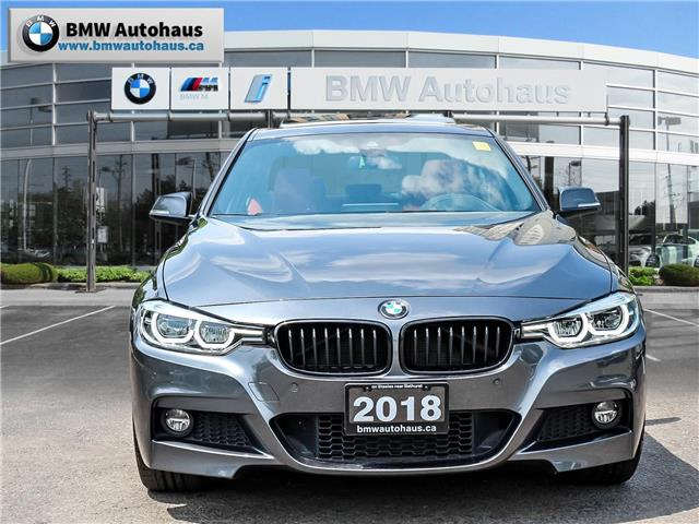 2018 BMW 330i xDrive (Stk: P8976) in Thornhill - Image 2 of 26