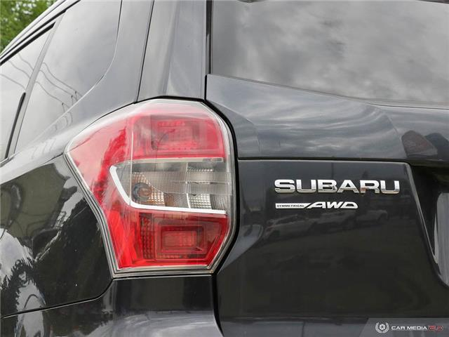 2014 Subaru Forester 2.0XT Touring (Stk: F481A) in Saskatoon - Image 12 of 29