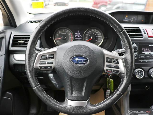 2014 Subaru Forester 2.0XT Touring (Stk: F481A) in Saskatoon - Image 14 of 29