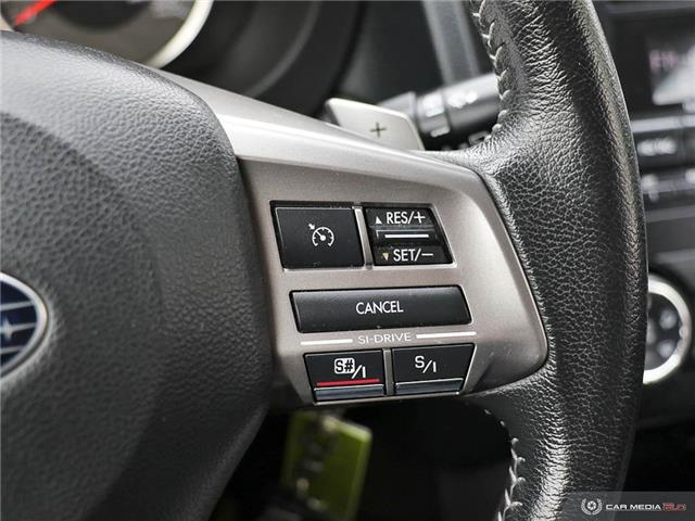 2014 Subaru Forester 2.0XT Touring (Stk: F481A) in Saskatoon - Image 19 of 29