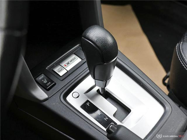 2014 Subaru Forester 2.0XT Touring (Stk: F481A) in Saskatoon - Image 25 of 29