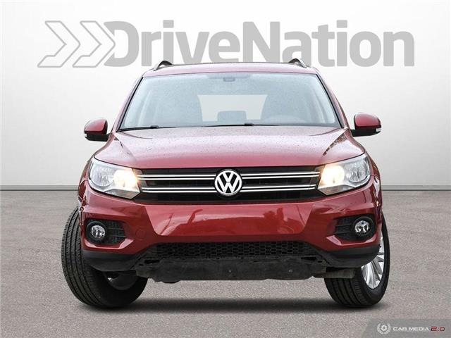 2015 Volkswagen Tiguan Comfortline (Stk: F484) in Saskatoon - Image 2 of 27
