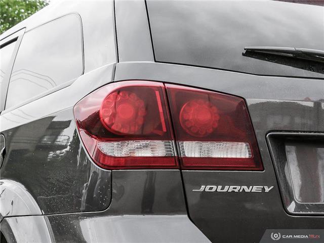 2016 Dodge Journey Crossroad (Stk: F515) in Saskatoon - Image 12 of 29