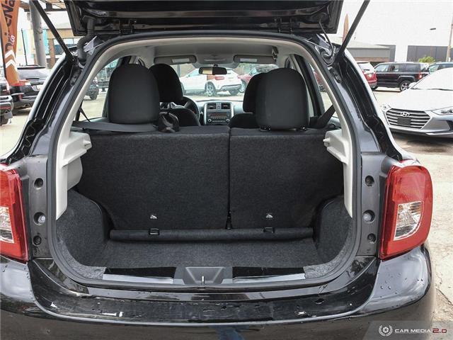 2017 Nissan Micra S (Stk: F518) in Saskatoon - Image 10 of 26