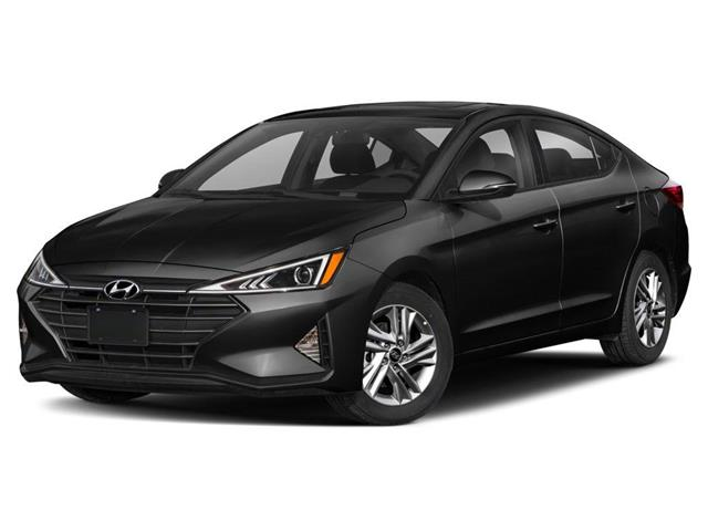2020 Hyundai Elantra Preferred w/Sun & Safety Package (Stk: EA20011) in Woodstock - Image 1 of 9