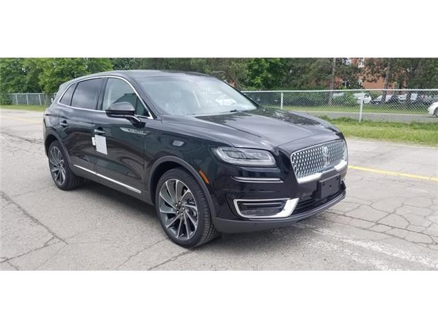 2019 Lincoln Nautilus Reserve (Stk: 19NS2177) in Unionville - Image 1 of 17