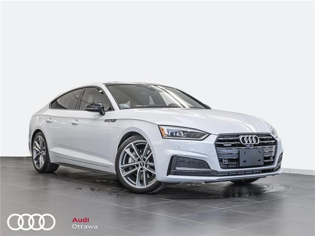 2019 Audi A5 45 Technik (Stk: 52673A) in Ottawa - Image 1 of 19