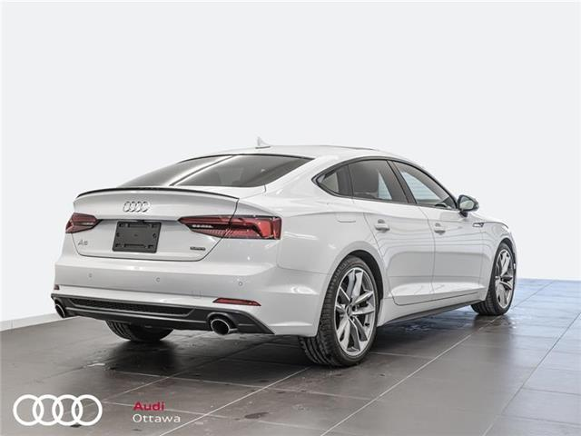 2019 Audi A5 45 Technik (Stk: 52673A) in Ottawa - Image 3 of 19