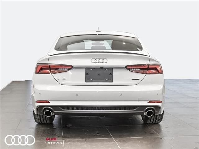 2019 Audi A5 45 Technik (Stk: 52673A) in Ottawa - Image 4 of 19