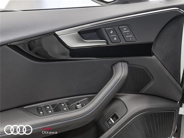 2019 Audi A5 45 Technik (Stk: 52673A) in Ottawa - Image 9 of 19