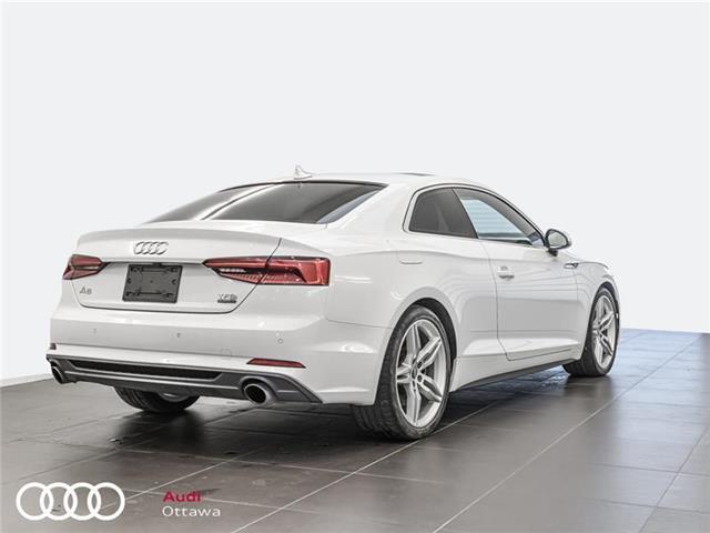 2018 Audi A5 2.0T Progressiv (Stk: 52679A) in Ottawa - Image 3 of 17