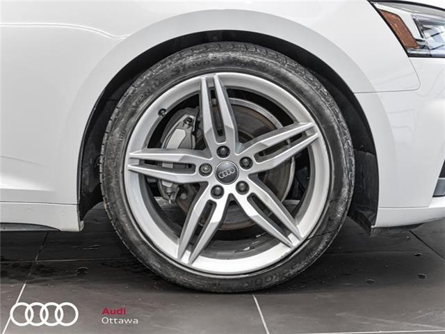 2018 Audi A5 2.0T Progressiv (Stk: 52679A) in Ottawa - Image 6 of 17