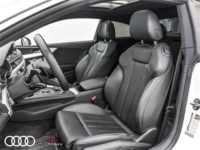 2018 Audi A5 2.0T Progressiv (Stk: 52679A) in Ottawa - Image 10 of 17