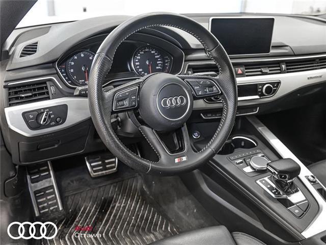 2018 Audi A5 2.0T Progressiv (Stk: 52679A) in Ottawa - Image 11 of 17