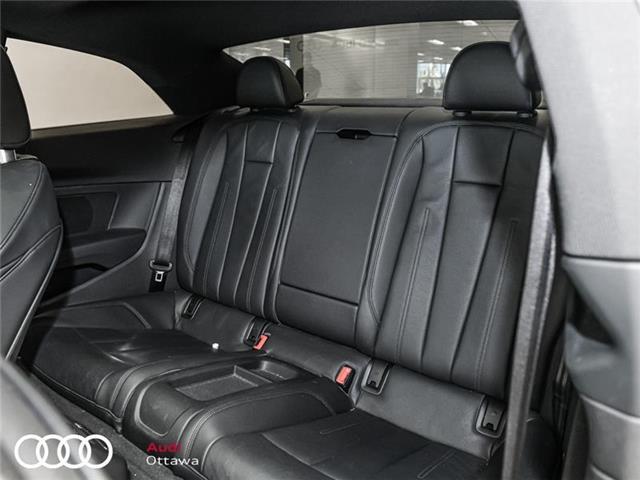 2018 Audi A5 2.0T Progressiv (Stk: 52679A) in Ottawa - Image 12 of 17