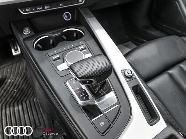 2018 Audi A5 2.0T Progressiv (Stk: 52679A) in Ottawa - Image 13 of 17