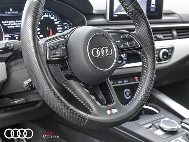 2018 Audi A5 2.0T Progressiv (Stk: 52679A) in Ottawa - Image 17 of 17