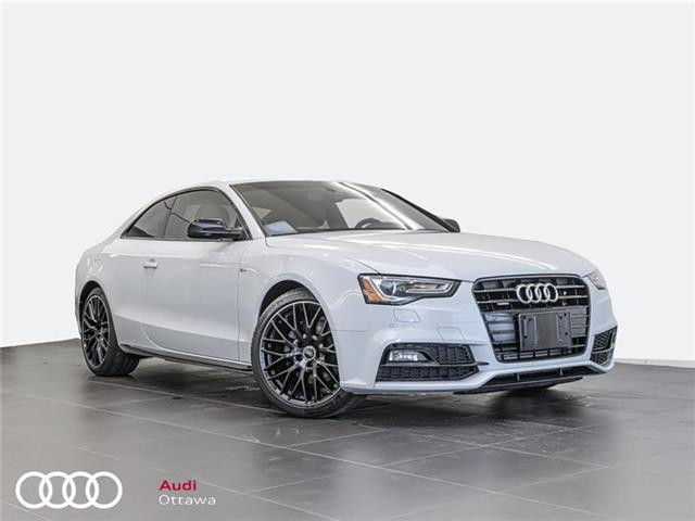 2016 Audi A5 2.0T Technik plus (Stk: PA560) in Ottawa - Image 1 of 19