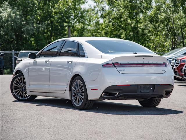 2013 Lincoln MKZ Hybrid Base (Stk: 19ES430T1) in St. Catharines - Image 2 of 22