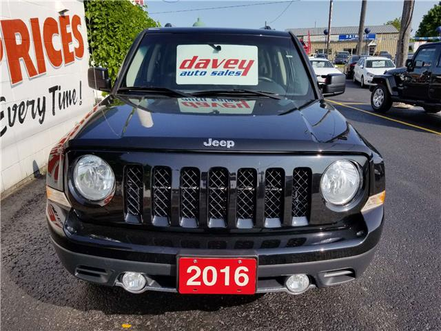 2016 Jeep Patriot Sport/North (Stk: 19-428) in Oshawa - Image 2 of 14