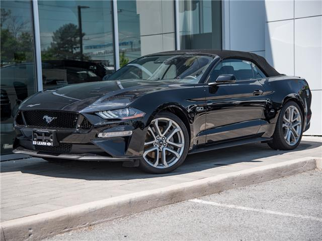 2019 Ford Mustang GT Premium (Stk: 19MU566) in St. Catharines - Image 1 of 18