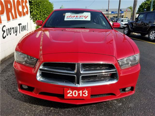 2013 Dodge Charger SXT (Stk: 19-422T) in Oshawa - Image 2 of 15