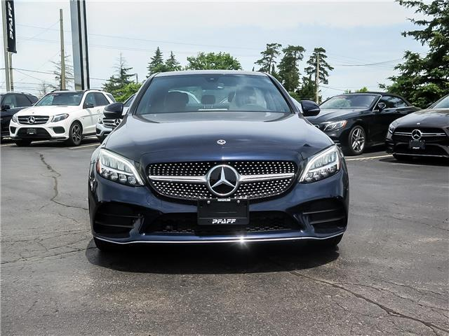 2019 Mercedes-Benz C-Class Base (Stk: 39154) in Kitchener - Image 2 of 18